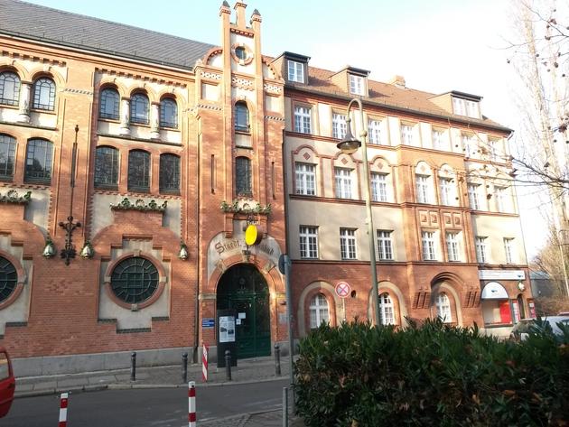 Frauenschwimmbad Berlin