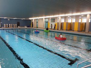 Frauenschwimmen Altenberge im Hallenbad Altenberge